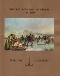 Country Life and Landscape 1800-1880